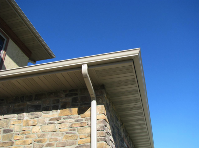 Aluminum Soffit vs  Wood Soffit: Making the Best Choice for
