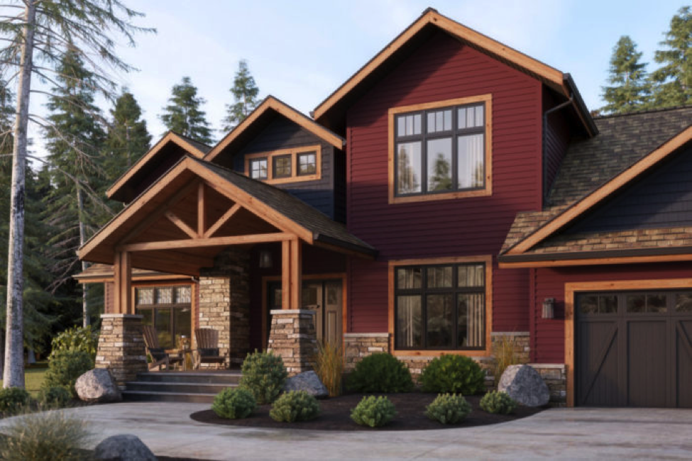 Get the Look of Cedar With the Durability of Steel