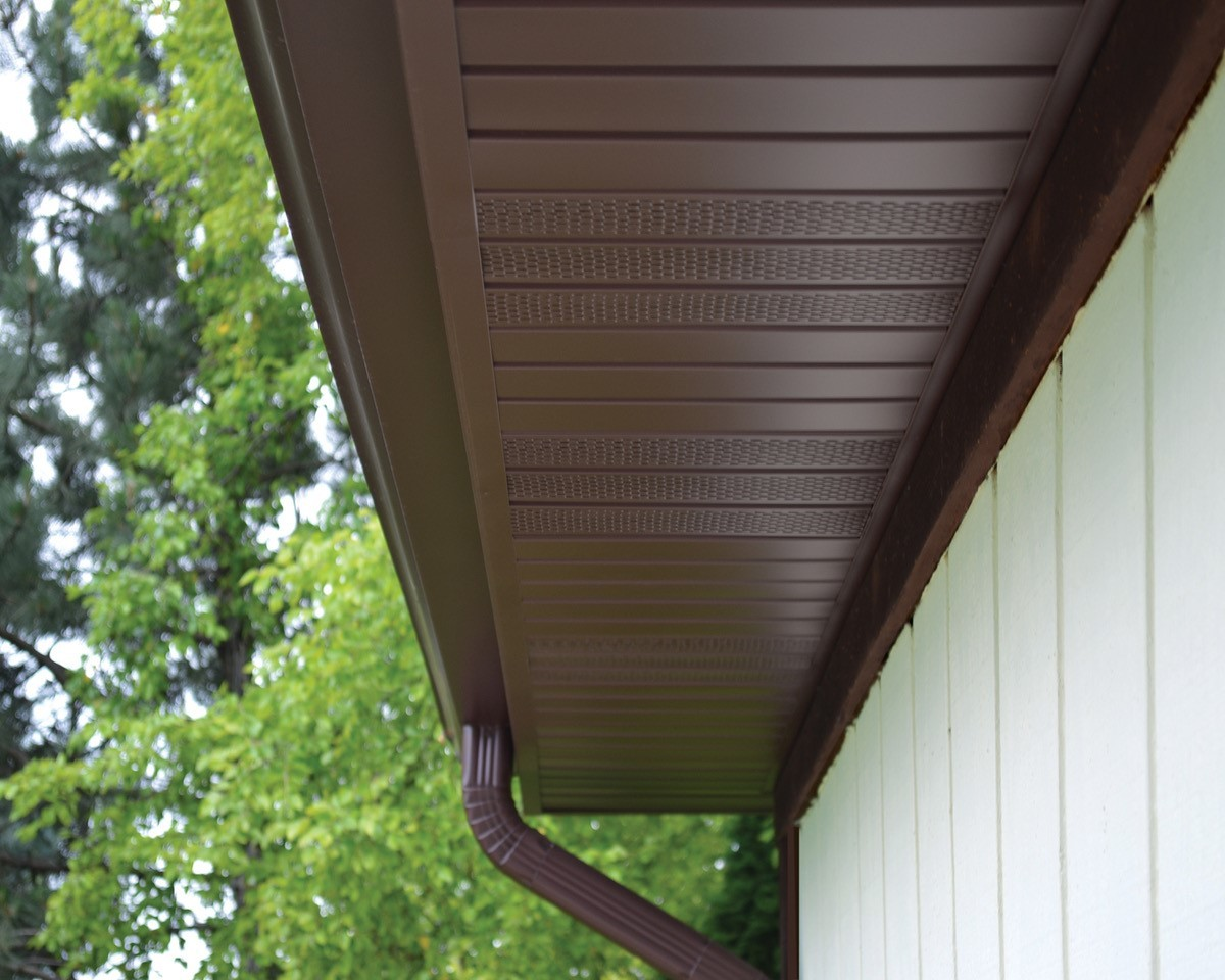 Checking Your Soffits Tips To Prevent Ice Damage This