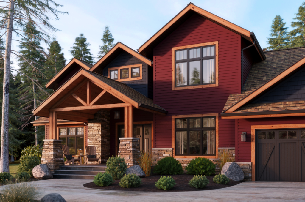 How to Choose Colors that Work for Your Home's Exterior
