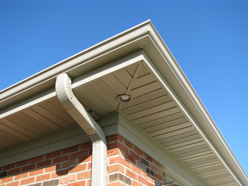 Aluminum Soffit And Steel Siding Rollex